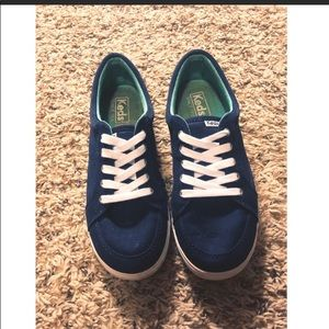 """Keds"""" Navy blue sneakers 💙 size 6"""
